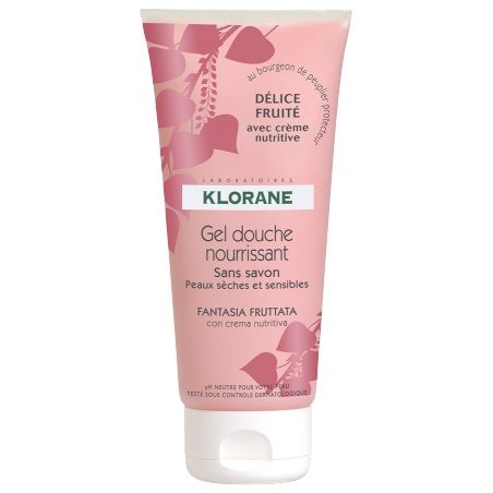 Klorane Gel Doccia Delic Fruit 200 ml