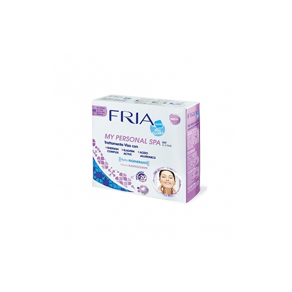 Fria  My personal spa kit 3 fasi