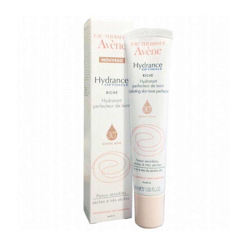Avene Hydrance Optimale Ricca Perfezionatore Colore 40 ml