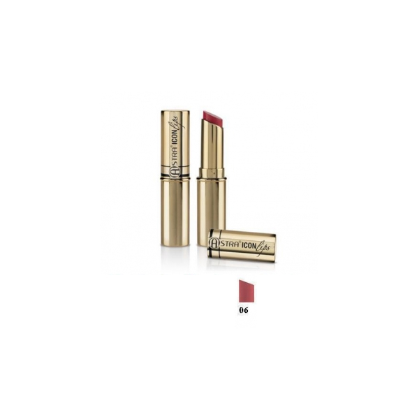 Astra  Icon lips  rossetto 06 lovely nude