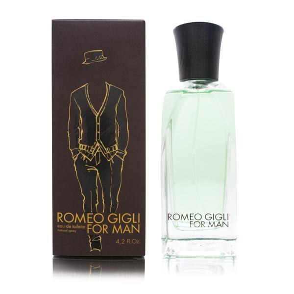 Romeo Gigli  Romeo gigli for man  eau de toilette 100 ml