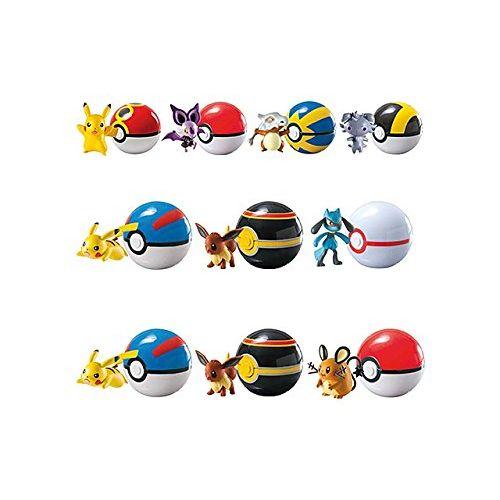 Pokemon Poke Ball Con Personaggio
