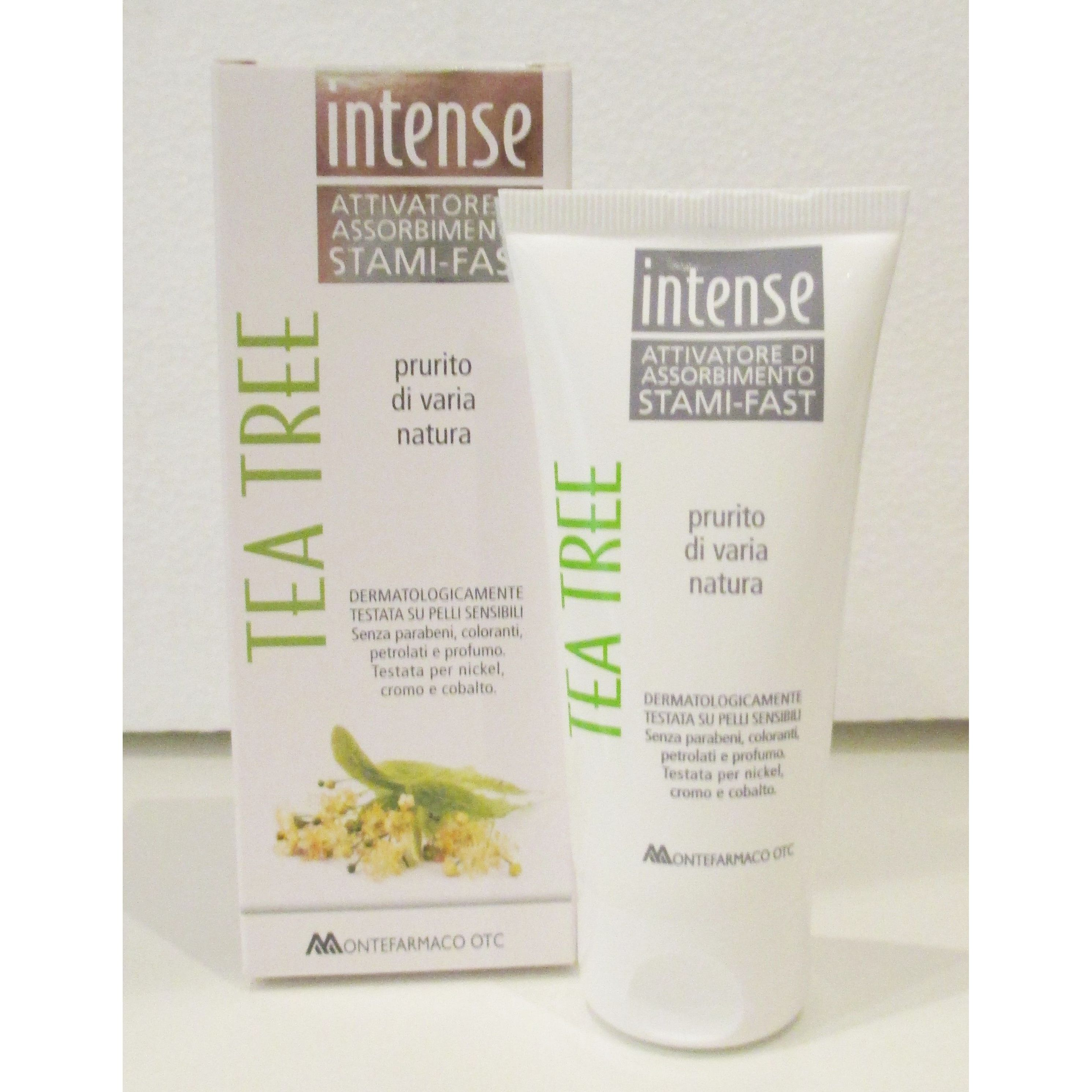 INTENSE CREMA TEA TREE 60ML