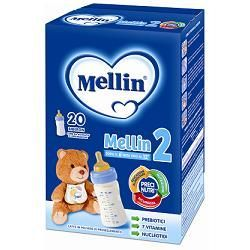MELLIN 2 LATTE POLVERE 700G