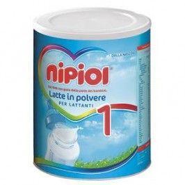 NIPIOL 1 LATTE POLVERE 800G