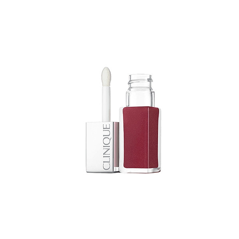 Clinique  Pop lacquer lip colour  primer  lucidalabbra 06 love pop