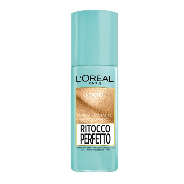 LOral Paris  Ritocco perfetto  spray istantaneo ritocco radici i biondi