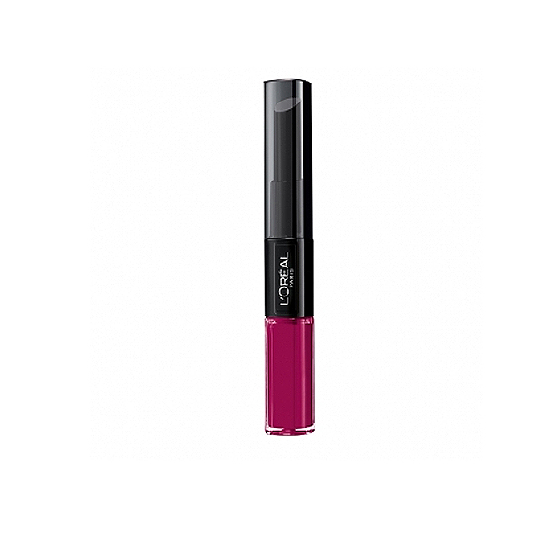 LOral Paris  Infaillible 2 step 24h  rossetto 214 stay raspberry