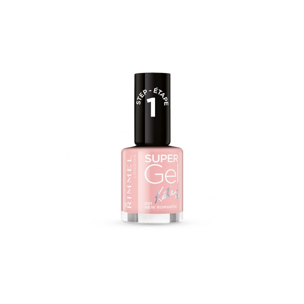 Rimmel  Super gel  smalto 021 new romantic