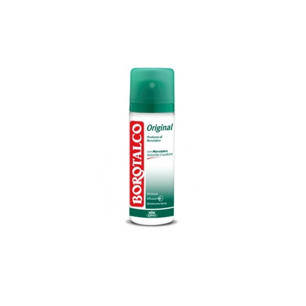 Borotalco  Original deodorante spray 50 ml