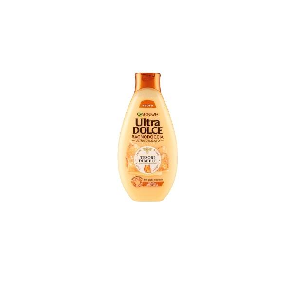 Garnier  Ultra dolce tesori di miele  bagnodoccia ultra delicato 500 ml