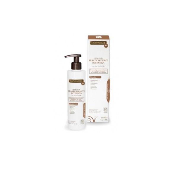 Naturaverde  Bio crema corpo elasticizzante intensiva con bava di lumaca 250 ml
