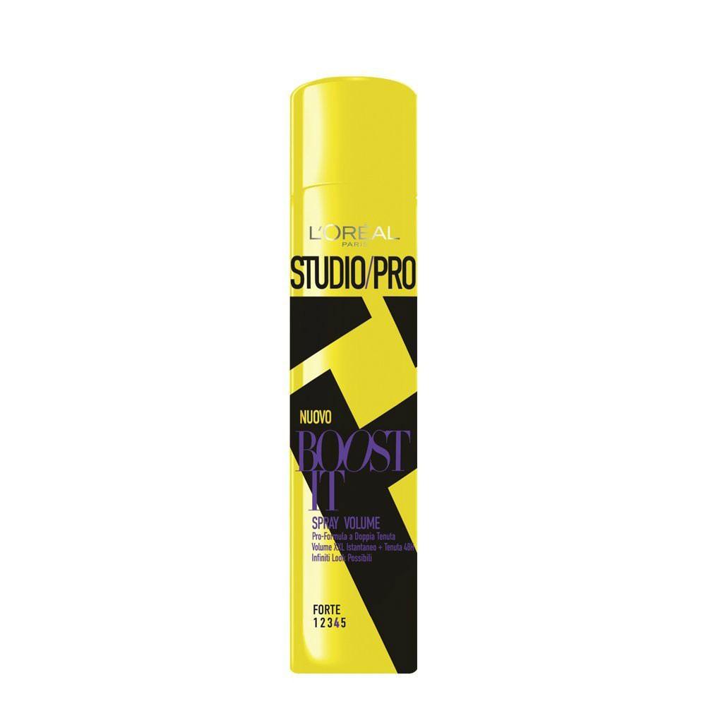 LOral Paris  Studiopro boost it spray volume forte 400 ml
