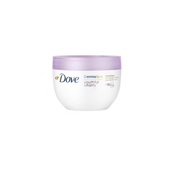 Dove  Derma spa youthful vitality body cream  crema corpo pelle secca e matura 300 ml