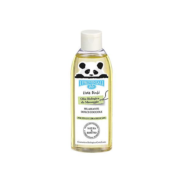 I Provenzali  Bio linea bimbi olio biologico da massaggio per pelli ultra delicate 150 ml