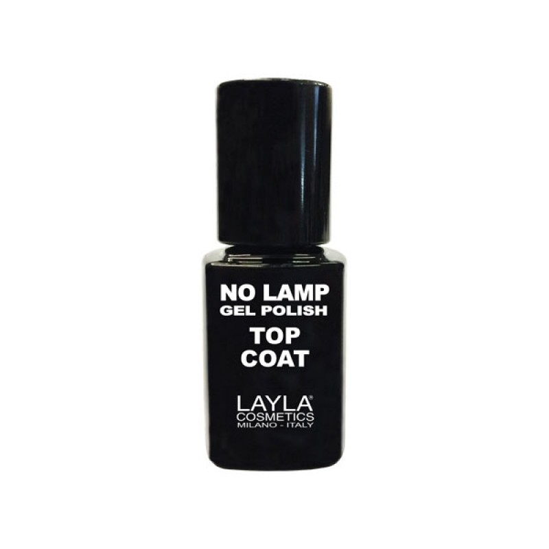 Layla  No lamp gel polish top coat