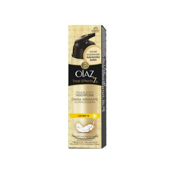 Olaz  Total effect crema giorno ultraleggera 50 ml