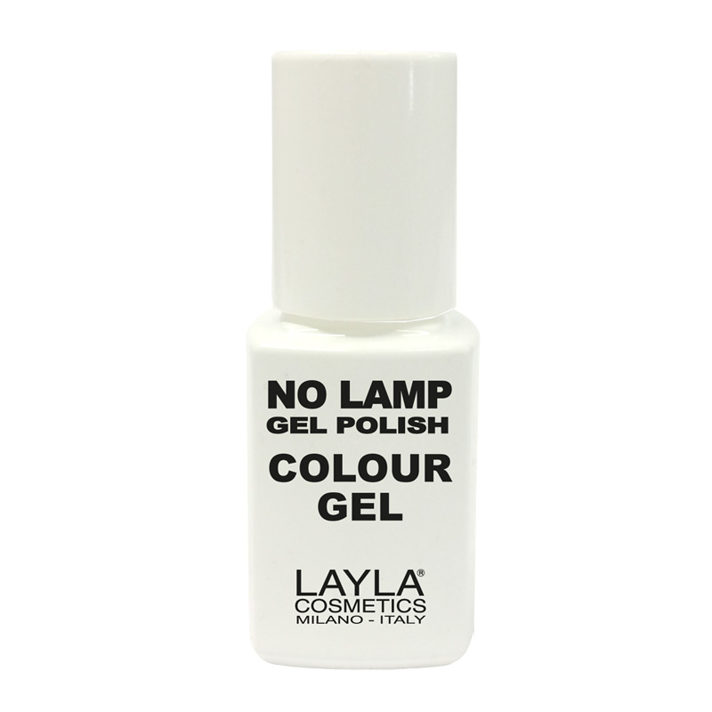Layla  No lamp gel polish  smalto 12 carbon black