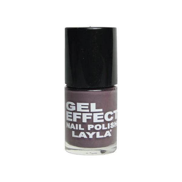 Layla  Gel effect nail polish  smalto 23 wet beach