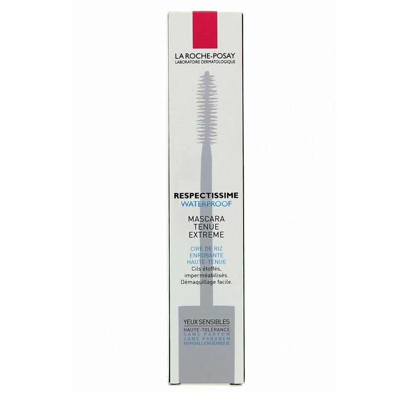 La Roche Posay Respectissime Mascara Volume Estremo Nero 76 ml