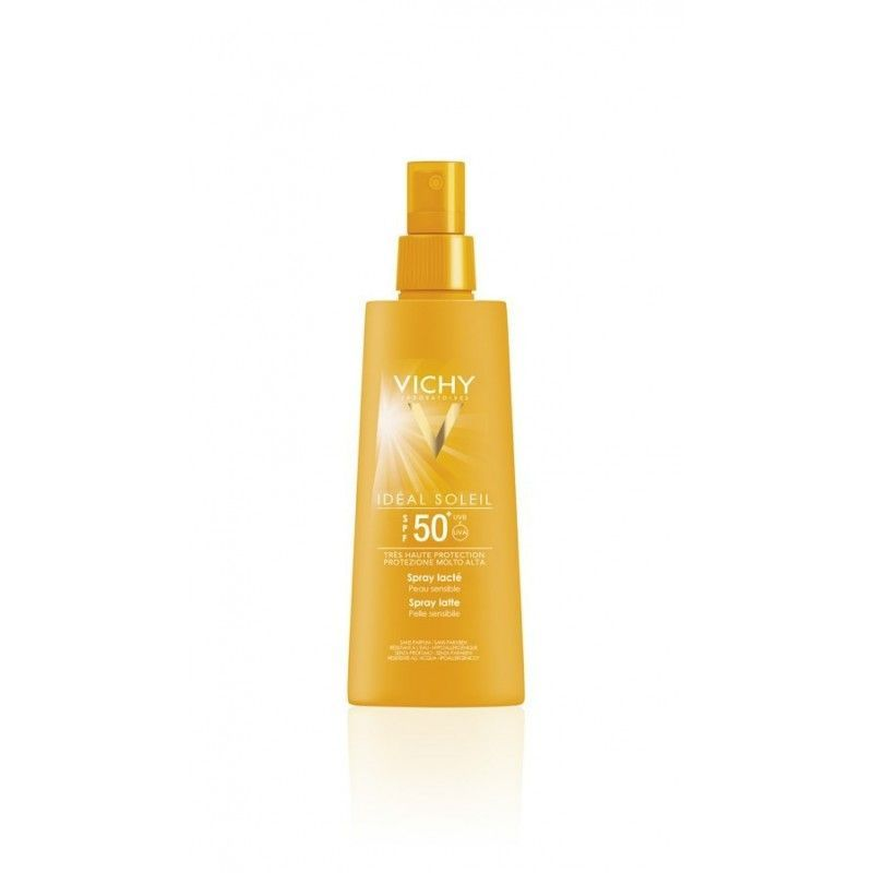 VIchy  Ideal Soleil  Latte Solare Spray SPF 50