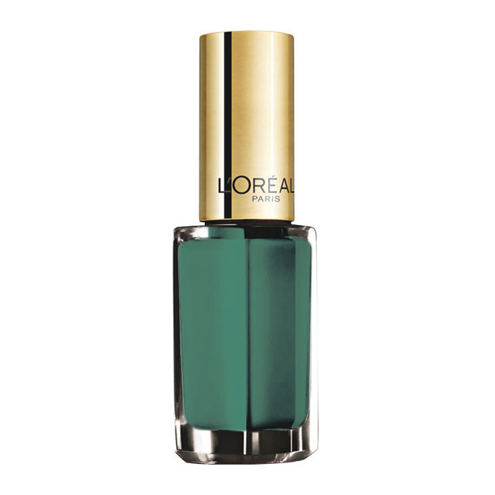 LOral Paris  Color riche le vernis  smalto per unghie 196 feather green