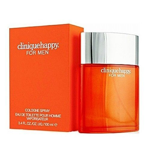 Clinique Happy Cologne Spray Eau de Toilette 50ml Spray