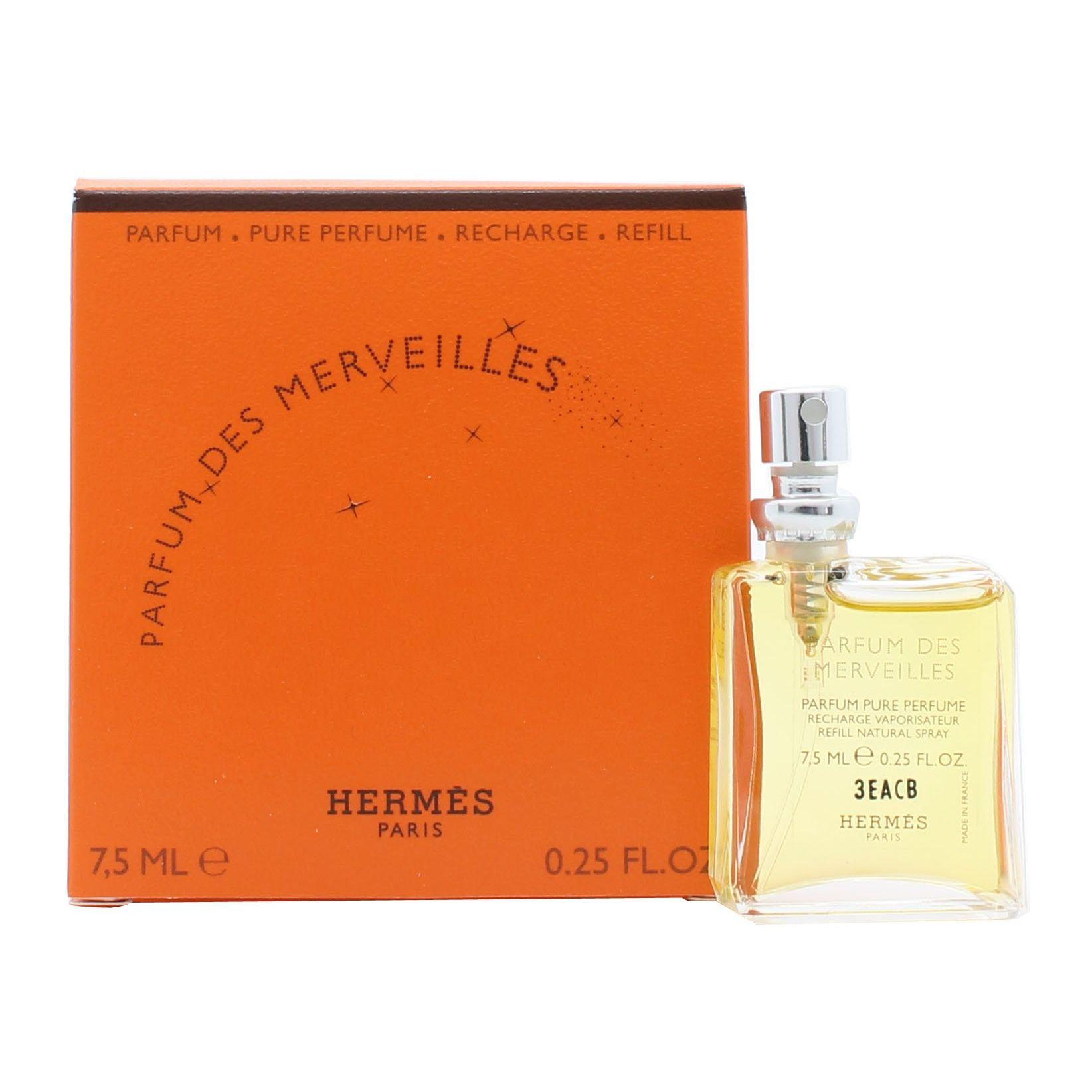 Hermes Parfum des Merveilles Eau de Parfum 75ml Ricarica
