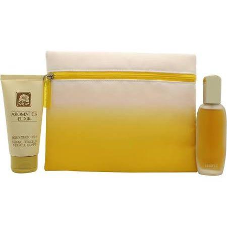 Clinique Aromatics Elixir Confezione Regalo 45ml Perfume Spray  75ml Balsamo Corpo