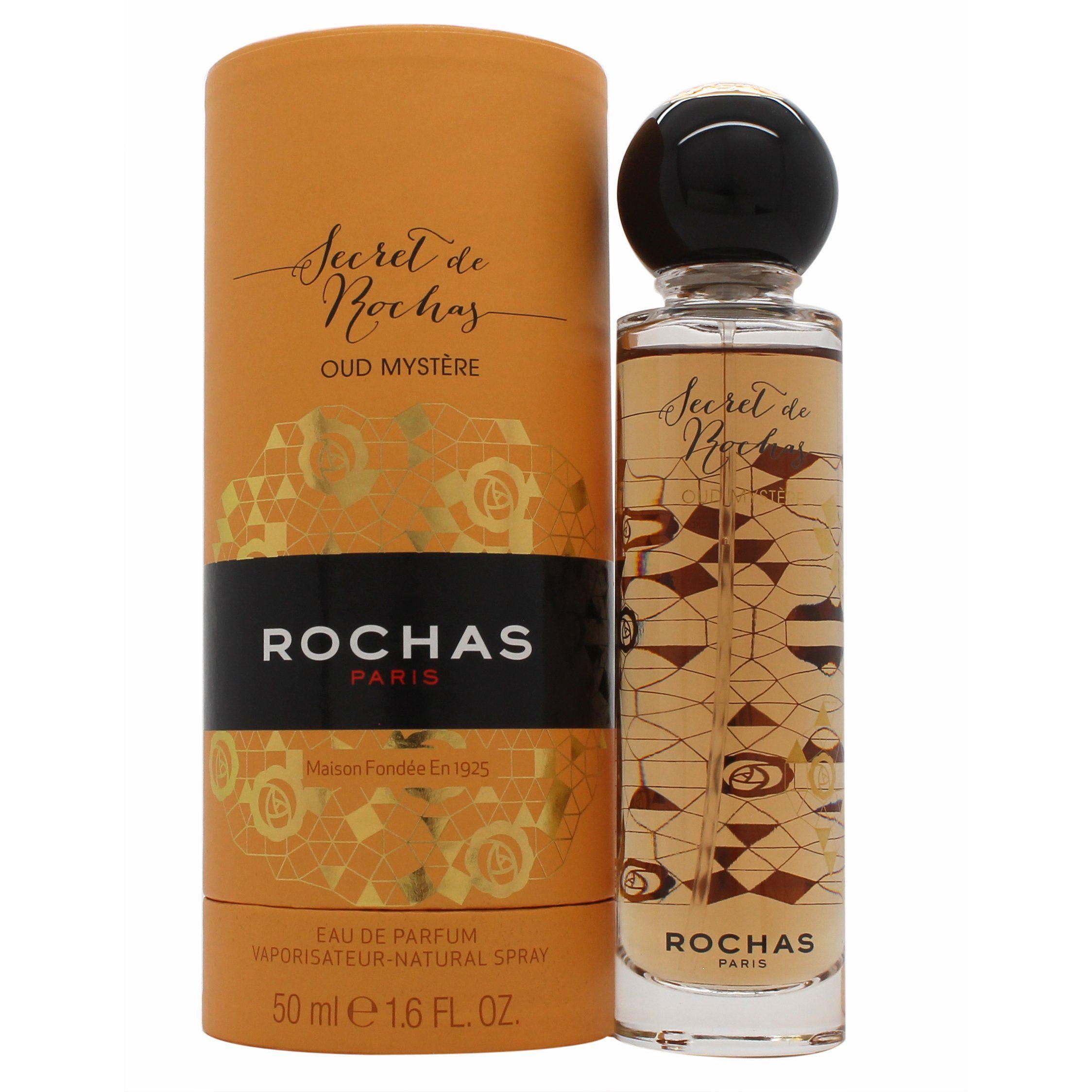 Rochas Secret de Rochas Oud Mystere Eau de Parfum 50ml Spray