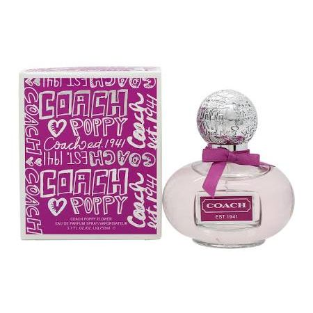 Coach Poppy Flower Eau de Parfum 50ml Spray