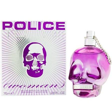 Police To Be Woman Eau de Parfum 75ml Spray