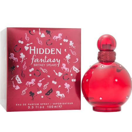 Britney Spears Hidden Fantasy Eau de Parfum 100ml Spray