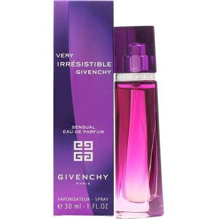 Givenchy Very Irresistible Sensual Eau de Parfum 30ml Spray