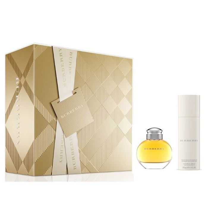Burberry Burberry Confezione Regalo 50ml EDP Spray  150ml Deodorante Spray