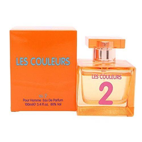 Laurelle Les Couleurs 2 Homme Eau de Parfum 100ml Spray