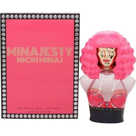 Nicki Minaj Minajesty Eau de Parfum 100ml Spray