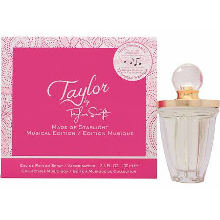 Taylor Swift Taylor Made of Starlight Eau de Parfum 100ml Spray  Edizione Musical