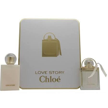Chloe Love Story Confezione Regalo 50ml EDP  100ml Lozione Corpo