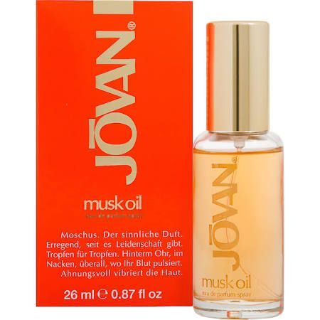 Jovan Musk Oil Eau de Parfum 26ml Spray