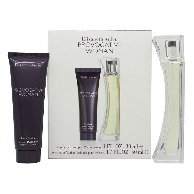 Elizabeth Arden Provocative Set Regalo Per30 Ml