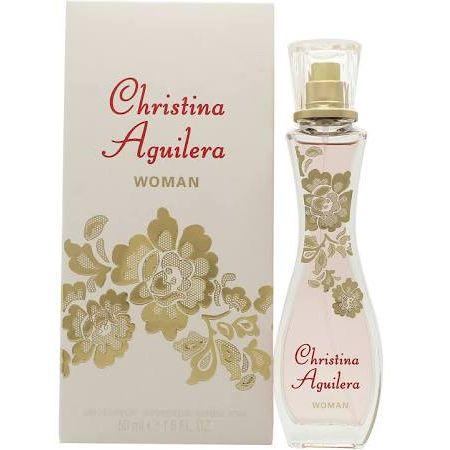 Christina Aguilera Woman Eau de Parfum 50ml Spray