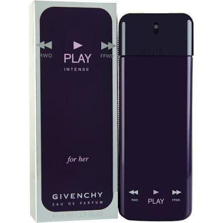 Givenchy Play For Her Intense Eau de Parfum 75ml Spray