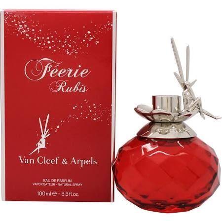 Van Cleef  Arpels Feerie Rubis Eau de Parfum 100ml Spray
