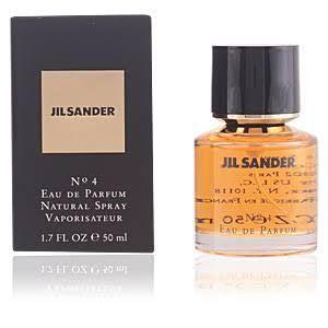 Jil Sander No 4 Eau de Parfum 50ml Spray