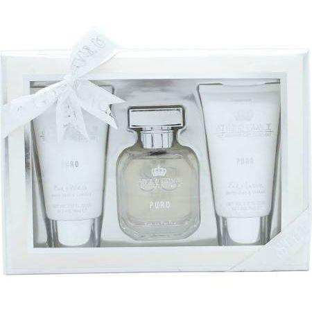 Style  Grace Puro Fragrance Confezione Regalo 50ml EDP  70ml Bagnoschiuma  70ml Lozione per il Corpo