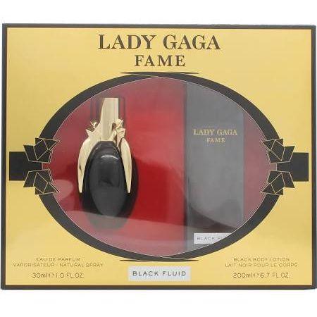 Lady Gaga Fame Confezione Regalo 30ml EDP Spray  200ml Lozione Corpo