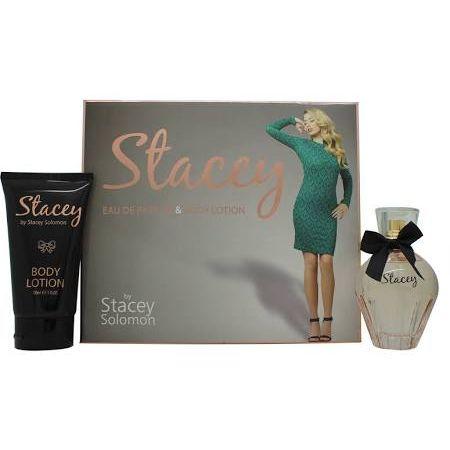 Stacey Salomon Stacey Confezione Regalo 100ml EDP  150ml Lozione Corpo