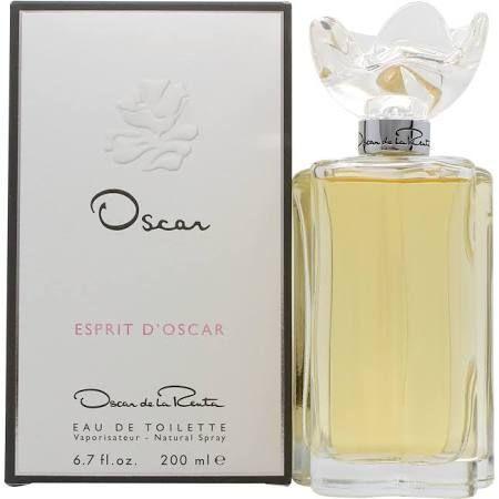 Oscar De La Renta Esprit dOscar Eau de Toilette 200ml Spray