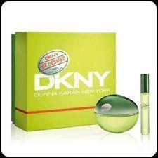 DKNY Be Desired Confezione Regalo 50ml EDP  10ml EDP Rollerball